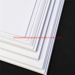 Celulose virgem 300g revestidos de papel cartão de arte para a Indonésia