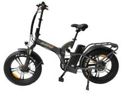 Queene 또는 Ebike E 자전거 도시 전기 뚱뚱한 바퀴 자전거 자전거 750W를 접히는 중국 공급
