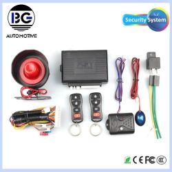 Chave do veículo com arranque com botão do interruptor antirroubo inteligente Alarme de entrada sem chave passiva de arranque por pressão no veículo