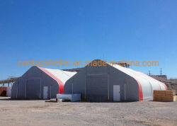Het op zwaar werk berekende Gegalvaniseerde Frame van het Staal met Tent van de Gebeurtenis van het Dak van de Dekking van pvc de Hoogste