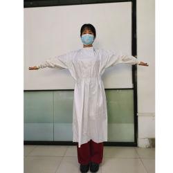 Um Use Roupas PPE Epidemia de vestuário de protecção de prevenção adequados de isolamento