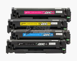 Toner-Kassetten-bester Preis-und Qualitäts-Fabrik-Großverkauf CF400A/CF401A/CF402A geeignet für verwendet PROM252/Mfp M277 Serie in der HP-Farbelaserjet-