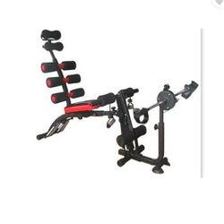 Matériel d'exercice abdominale verticale corps multifonction Shaper Machine de base Total