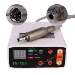 Laboratório de eléctrico de Pulverização Interna Dental Brushless Motor Micro Fibra Óptica