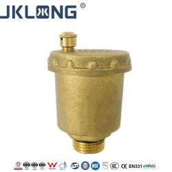 لا يوجد مغير سعر جيد نحاس الهواء Vent Brass الكرة الصمام الأنبوب المستخدم في نظام التدفئة والتهوية وتكييف الهواء (HVAC)، مضخة التحويلة الرئيسية، مضخة الهواء الأوتوماتيكية