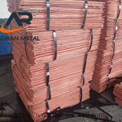 Haute qualité avec 99,9 % de cuivre cathode à bas prix