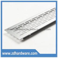 Profil en aluminium aluminium Grilles de Ventilation des évents de grilles Accessoires de cuisine Grille de sortie d'air