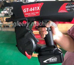 Cheap Gt-441X RB441t Twintier automático de nivel Rebar atado la mano de la máquina eléctrica herramientas de construcción