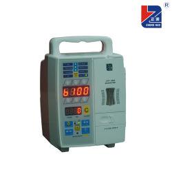 蠕動性の低い電力の情報処理機能をもった医学の注入ポンプ