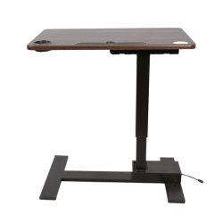 Smart Electric Blue tooth Tabela laterais ajustáveis em altura móveis com corrediça esquerda e direita de mesa de madeira /Mobiliário de escritório e mobiliário de exterior /Tabela