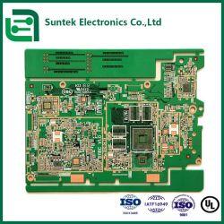 PCB rápido FR4 Fabricação de PCB nos dois lados da placa de circuito impresso do protótipo