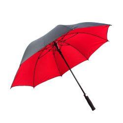 Imprime Paraguas diseño de los coches extra grande de la sombrilla de golf personalizadas Windproof