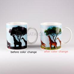 Novo Color-Changing Cerâmica canecas