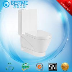 A poupança de água quente forte Venda Flushing um pedaço de toucador (BC-1001A)