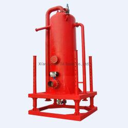 Líquido de gás óleo do separador de gás do separador de água do gás natural do Separador de Água para fluidos de perfuração