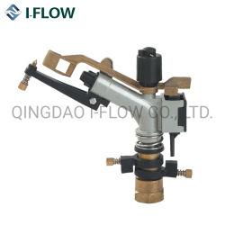 """1/2"""" Parte do impacto de latão Círculo Agricultura irrigação pistola de spray de água de metal para sistema de irrigação"""