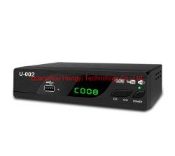 도매 DVB T2 MPEG4 H.264 지상파 수신기 Full HD USB 디지털 DVB-T2 셋톱 박스