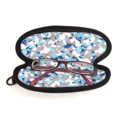 حقيبة نظارات شمسية من النيوبرين الشهيرة مع خطاف لحامل النظارات الواقية