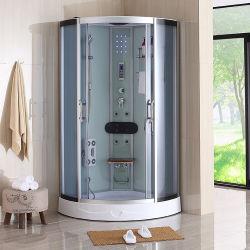 حمام فاخر محمول للصحة الصحية في المحافظات كابينة استحمام محمولة قابلة للتعديل