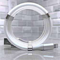 2020 новейший кабель зарядного устройства Дата новой конструкции линии магнитного кабель USB кабель для быстрой зарядки iPhone Android - Тип C