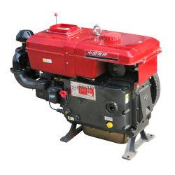 30HP 물에 의하여 냉각되는 전기 단 하나 실린더 디젤 엔진 Zs1130