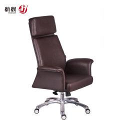 Venda quente Boss Cadeira Tamanho grande cadeira de escritório de couro com Cabeça Ajustável