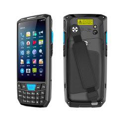 GPS NFC van Reliablerfid rl-H80 de Goedkope Androïde 8.1 4G WiFi Bluetooth Handbediende Eindvan de Tablet Scanner Pdas van de PC- Streepjescode
