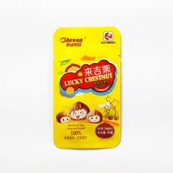 Pacote de alimentos com Zipper, saco Fppd reciclável de plástico PE/PE certificado pela BRC