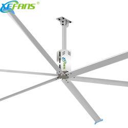24FT 1,5 KW Big Jumento Hvls Ventilador ventilador Ventilador industriais de grandes dimensões