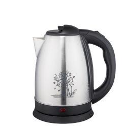 Home Appliances 1.8L Elektrische kan Kettle Flower logo water Boil Elektrische Waterkoker, droogbescherming