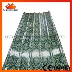 PPGI rivestimento colore lamiera zincata corrugata lamiera di acciaio Per costruzioni