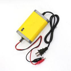 Лучшая цена электрический универсального зарядного устройства аккумулятора автомобиля 12/24В