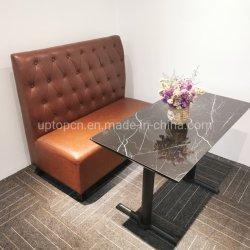 Bankette Bank / Bank Sitzgelegenheit Cafe Tischsets Custom Modern Sofa Restaurant Möbel (SP-KS109)