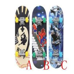 Professioneel Houten Skateboard met het Wiel van Lagers