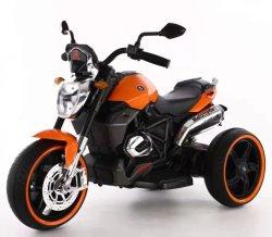 Venta caliente nuevo modelo de los niños viajen en batería recargable de 3 ruedas de juguete bebé coche Moto motocicleta eléctrica de los niños