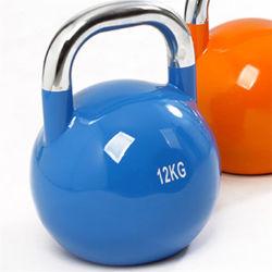Procircle 도매 최고 급료 무게 경쟁 주전자 벨 각종 색깔 주전자 벨
