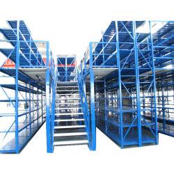 الرفوف العلية للتخزين ثلاثي الأبعاد