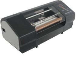 Dx-330C de la chaleur portable Appuyez sur la machine d'alimentation automatique de papier aluminium avant CE de l'imprimante