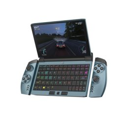 "Un netbook un gx1 5G pris en charge Mini-ordinateur portable de jeu PC de jeu portable 7"" Console amovible"