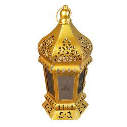 Металлический светодиодный полые свечи держатель свадебные фонарики висел при свечах фонари для дома украшения