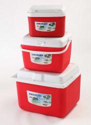 passen Minikasten-Fabrik der kühlvorrichtung-5L Förderung-Geschenk-Bier-Frucht-Eis-Kühlvorrichtung-Kasten für im Freien kampierendes Grill-Picknick an