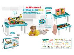 2020の最も新しい子供の作業表のおもちゃ316 PCSの教育おもちゃのブロック表
