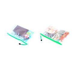 Обволакивают простой прозрачных B5 ПВХ для хранения канцелярских товаров студент преподаватель сотрудник файл документа мешок