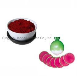 Pessoas singulares corante Vermelho Rabanete pó vermelho Red Rabanete pigmento de extração