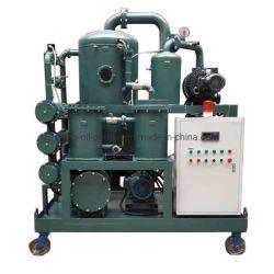 De Machine van de Reiniging van de Olie van de Transformator van het afval/de Gebruikte Zuiveringsinstallatie van de Regeneratie van de Olie van de Transformator