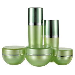 Popolare esclusivo flacone di lozione acrilico da 30 ml con superficie pompa Flacone crema per confezionamento cosmetico