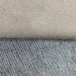Polyester linnen stof voor de bank stof Garment stof kussen Home Textiel voor meubels Bekleding stof kant-en-klare goederen voor snelle verzending
