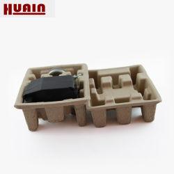 Geformte Zellstofftablett-Verpackung für elektronische stoßfeste Verpackung