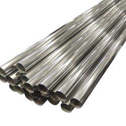 أنبوب من الفولاذ المقاوم للصدأ المزود بنظام AISI 304 سلس بقطر 20 مم، أنبوب من الفولاذ المقاوم للصدأ المصقول بمرآة