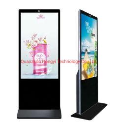 شاشة تعمل باللمس بحجم 55 بوصة Rk3288 WiFi، مشغل إعلانات WiFi/3G، شاشة عرض الإعلانات الرقمية Signage Digitalsignageadnaigna